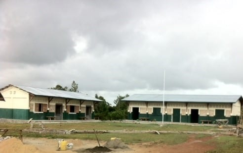 Andasy School nears completion
