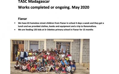 Full roundup of TASC Madagascar's recent achievements